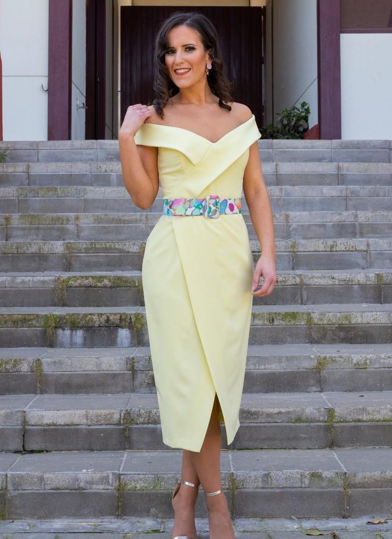 vestido bhalil